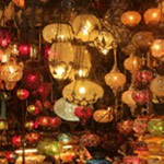 Lamps ath the Grand Bazaar